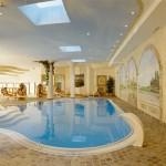 Wellnessbereich Hotel Thaneller